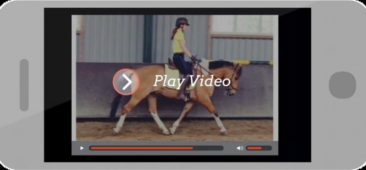 NIEUW BIJ FIT4RIDING! Video Analyses voor Ruiter&Paard!